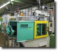 DEMAG injection moulding machine